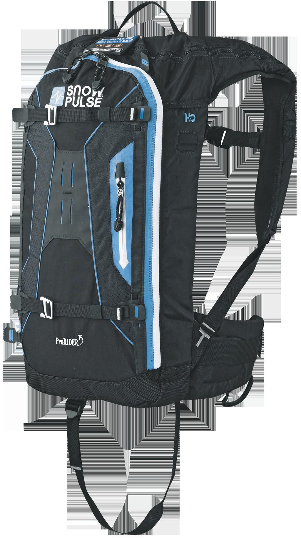 Snowpulse pack