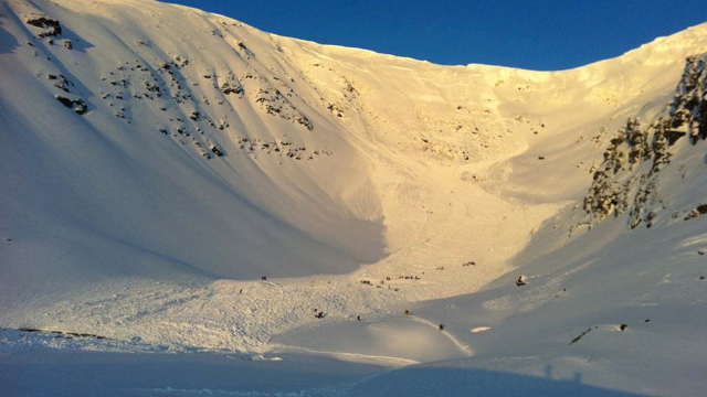 Norway Avalanche