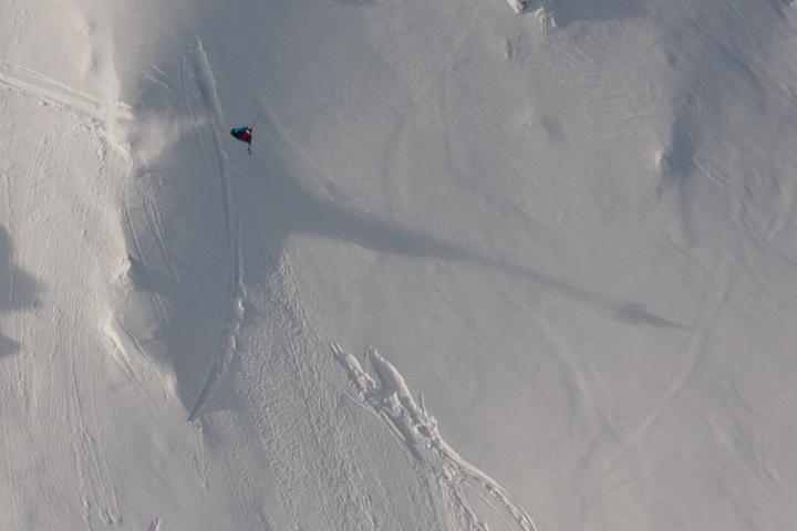 Tim Durtschi in Girdwood Alaska