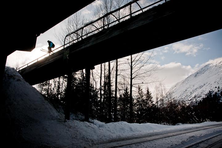 TGR Urban In Alaska