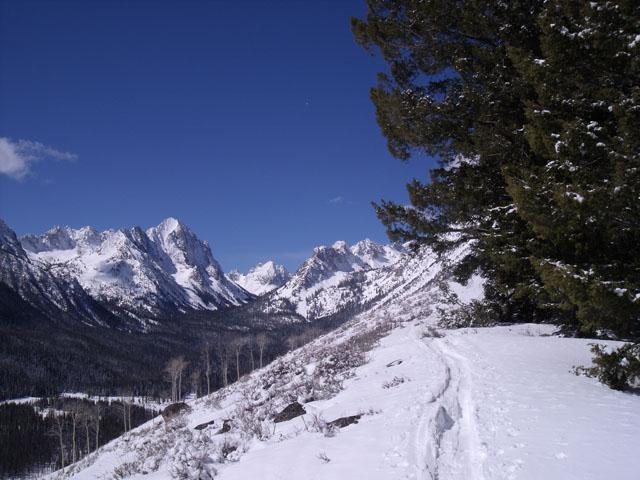 Williams Peak Yurt trip