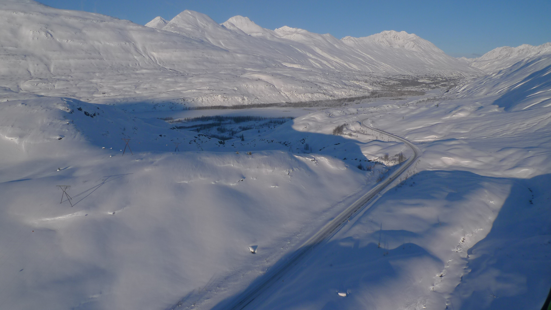 Thompson Pass Valdez Alaska Teton Gravity Research Films The Dream Factory