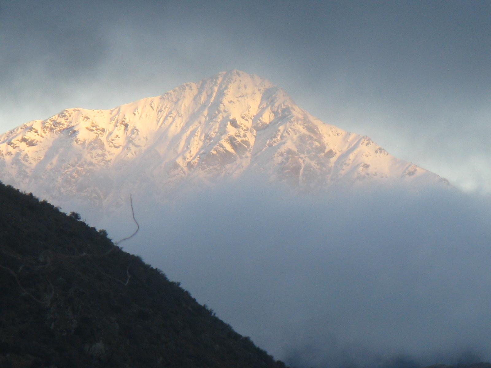 Epic New Zealand Alps
