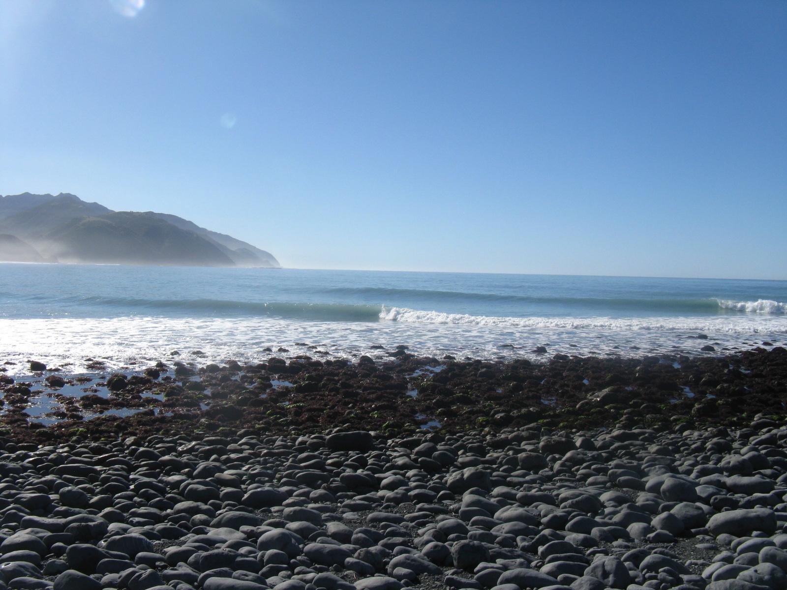 New Zealand Surf spot