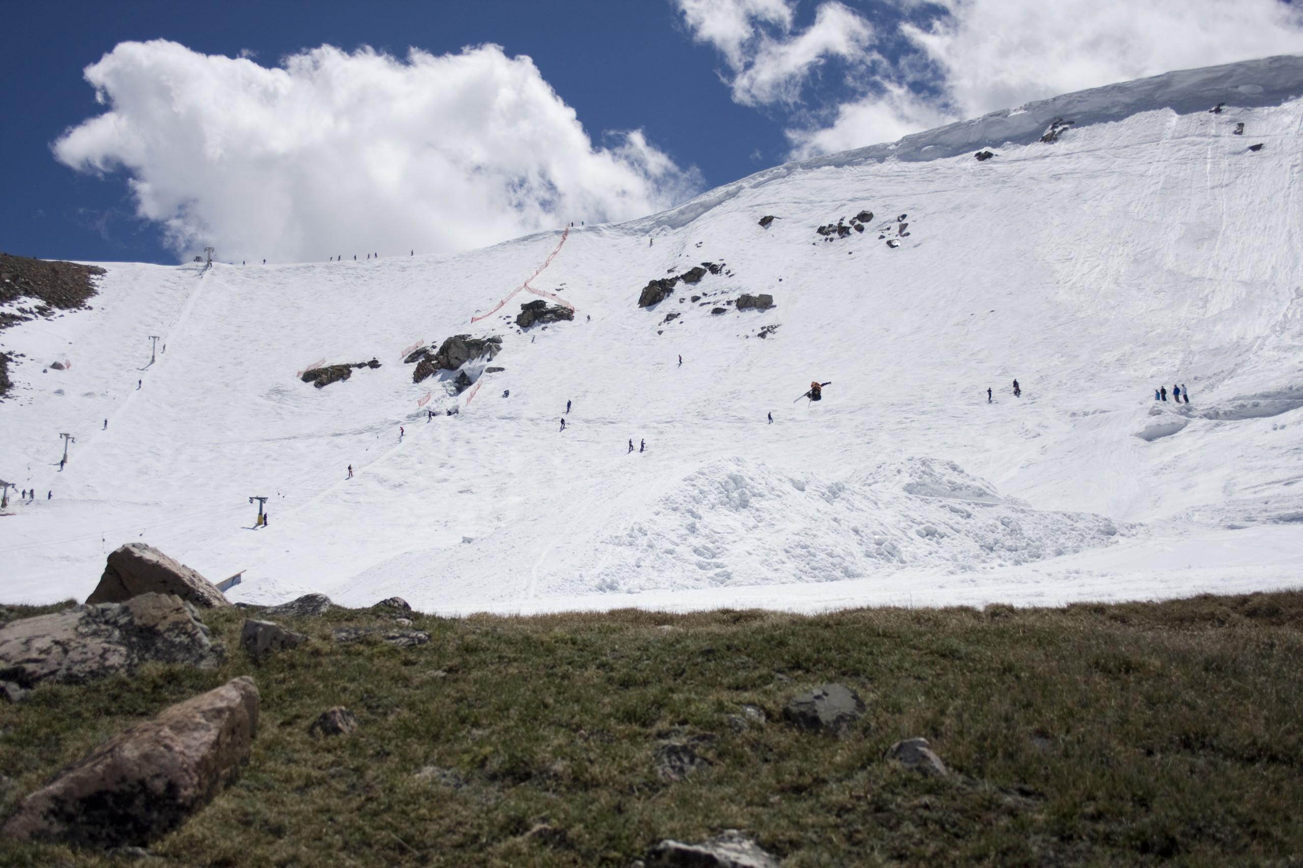 Red Lodge International Summer Ski Camp