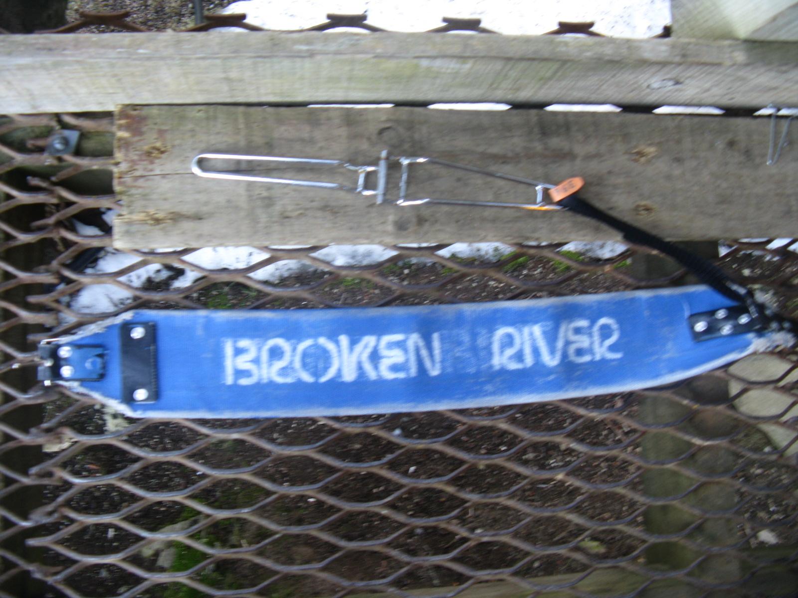 Broken River Nutcracker