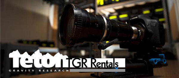 TGR Now Offers Camera Rentals