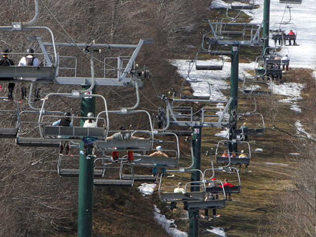 Colorado Sees Skier Visits Decline During 2011-012 Winter Season