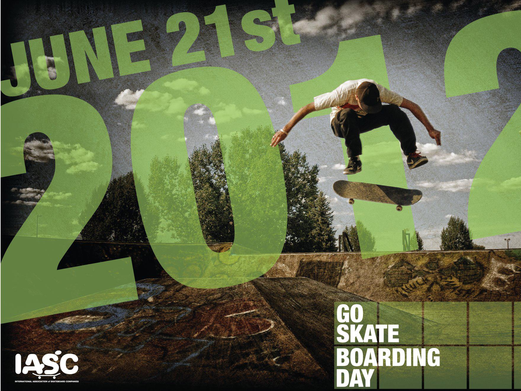 Go Skateboarding Day 2012 2