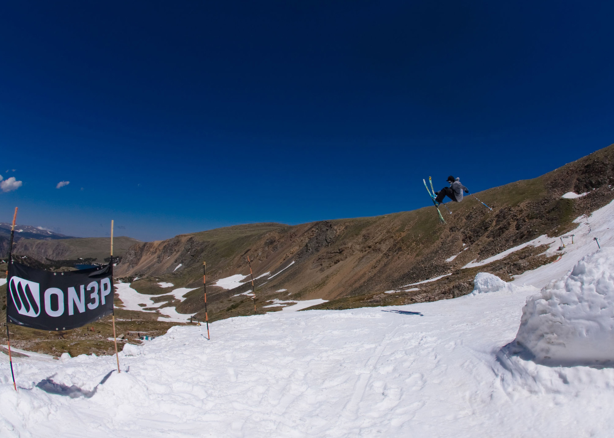 ON3P ski comp Beartooth Pass