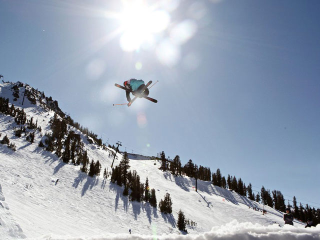 halfpipe FIS freestyle NZ