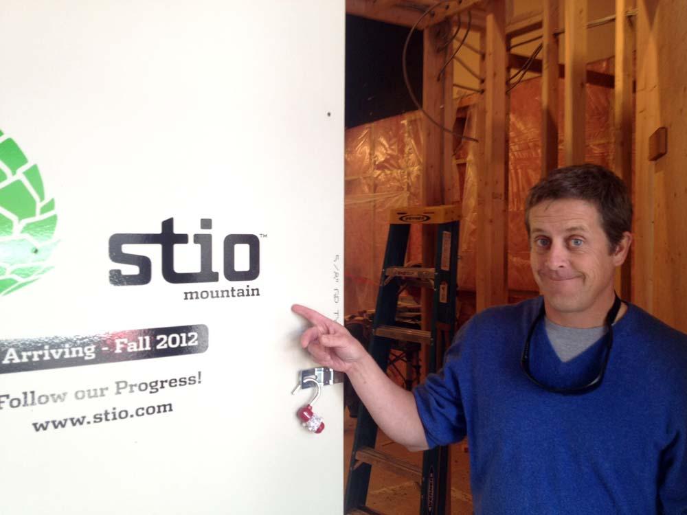 Stio founder Stephen Sullivan