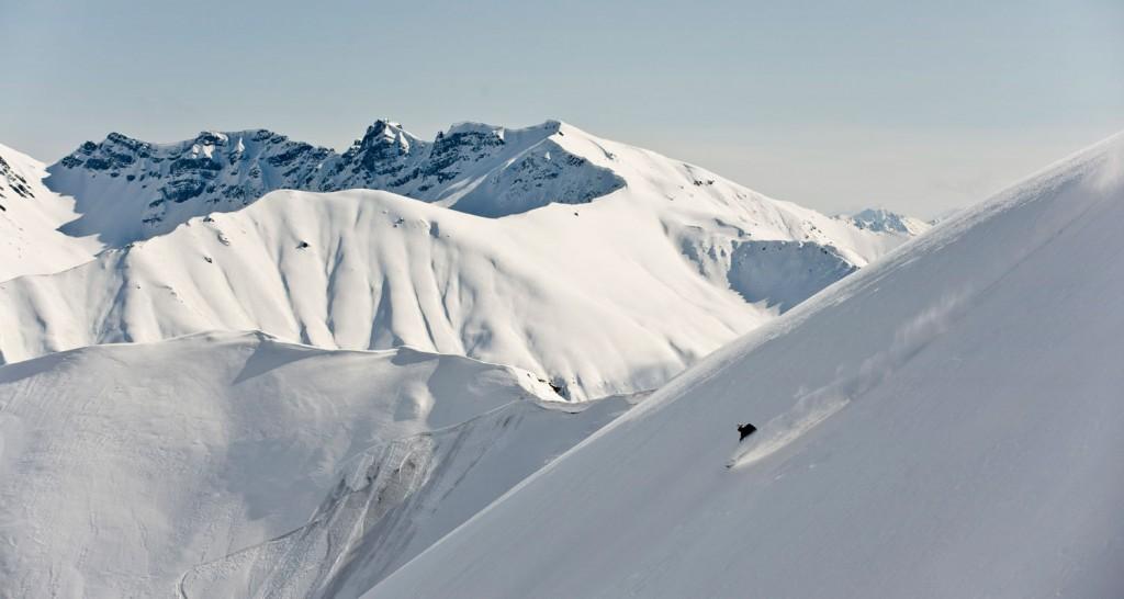 Kenai Heli Skiing