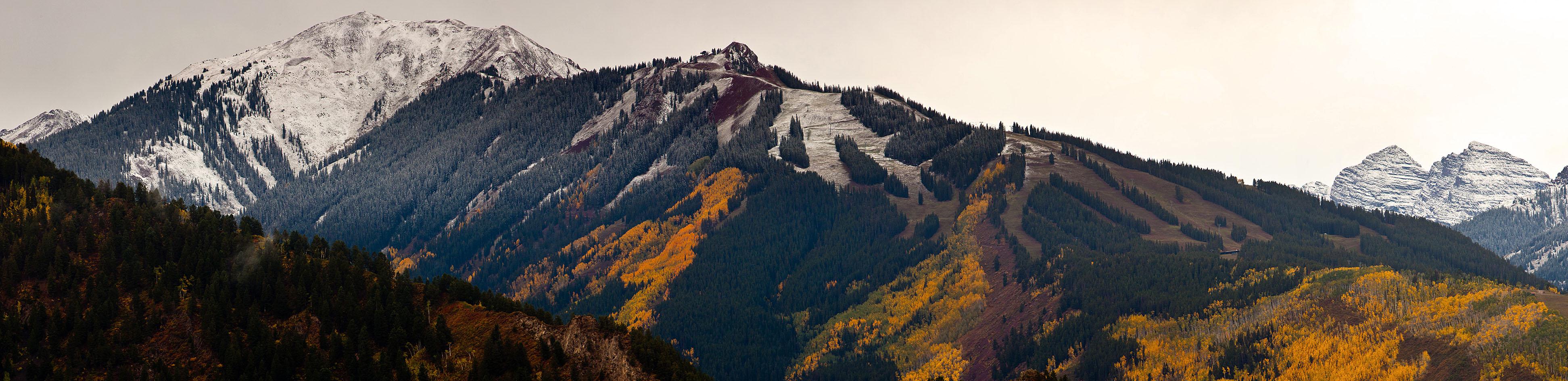 Aspen Snowmass by Jeremy Swanson