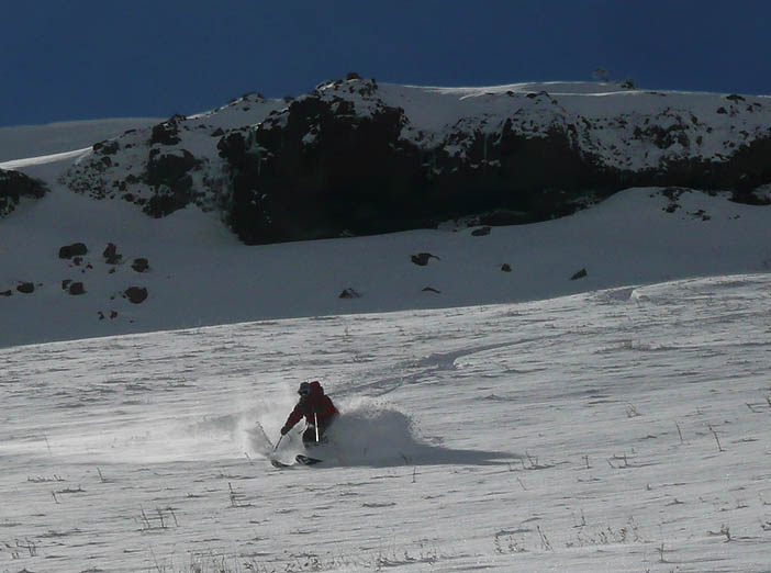 Early Season at Kirkwood 2008