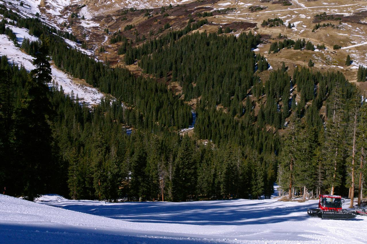 Loveland Ski Area October 2012