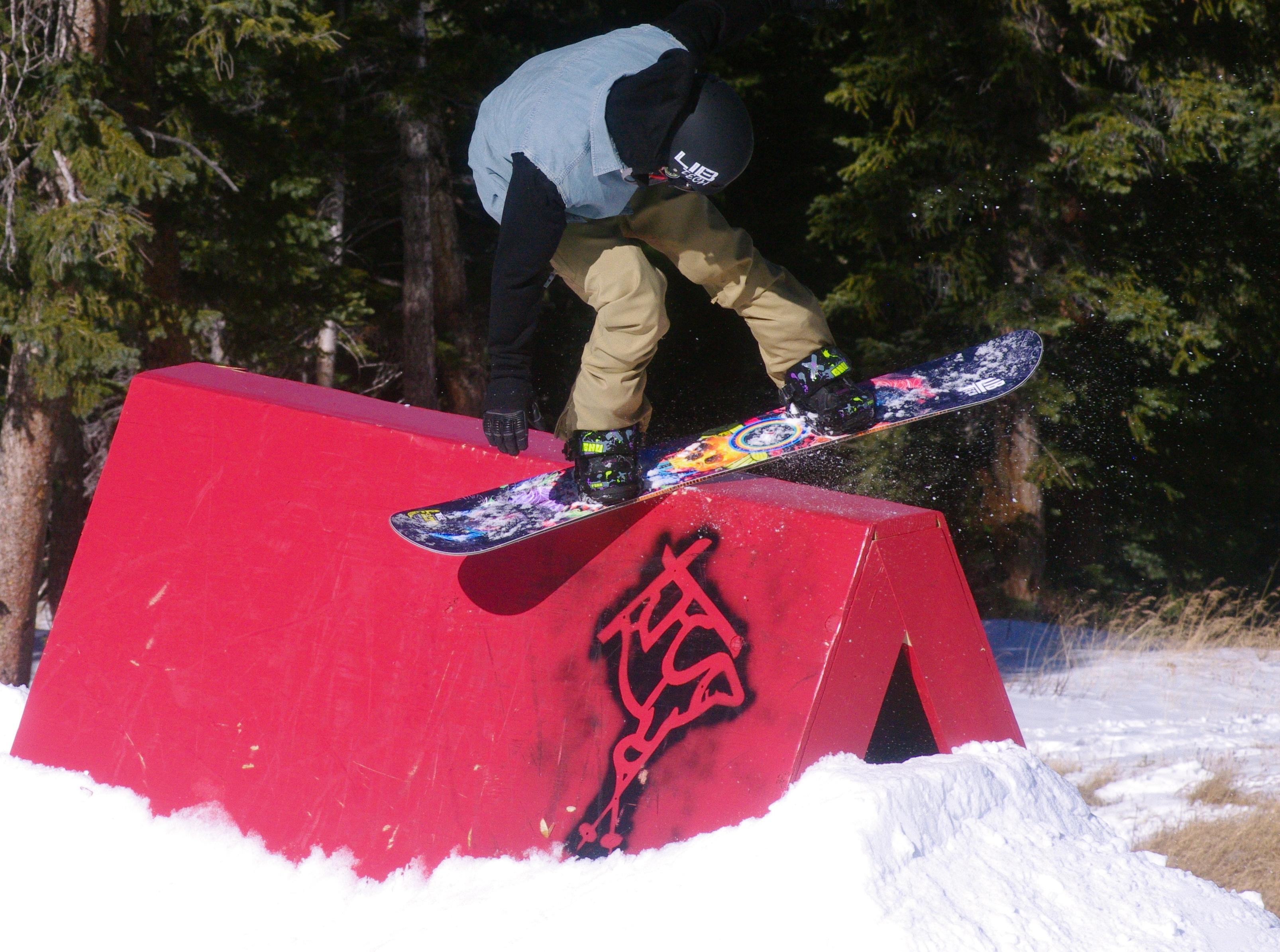 Loveland Ski Area Opening Day 2012