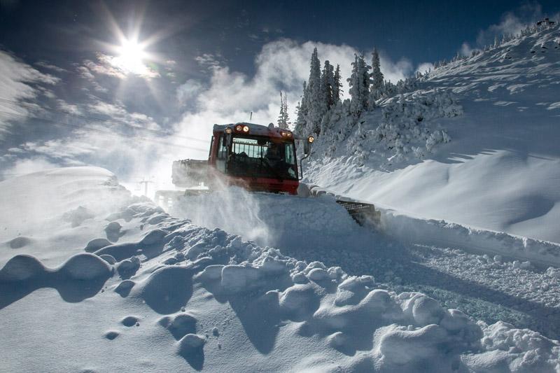 Whistler Snowmaking