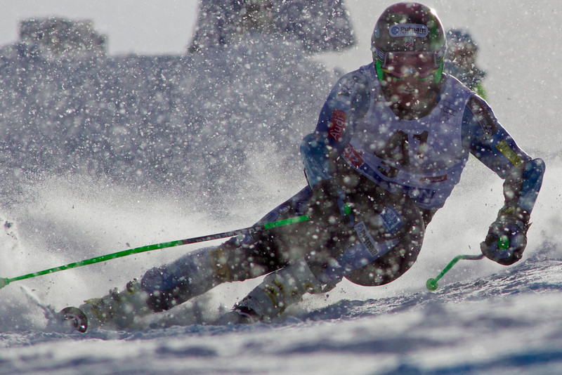 Ted Ligety Skiing in Austria and beating everyone