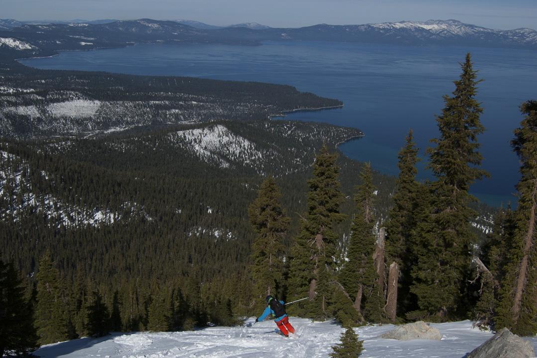 Tahoe Basin October 2012