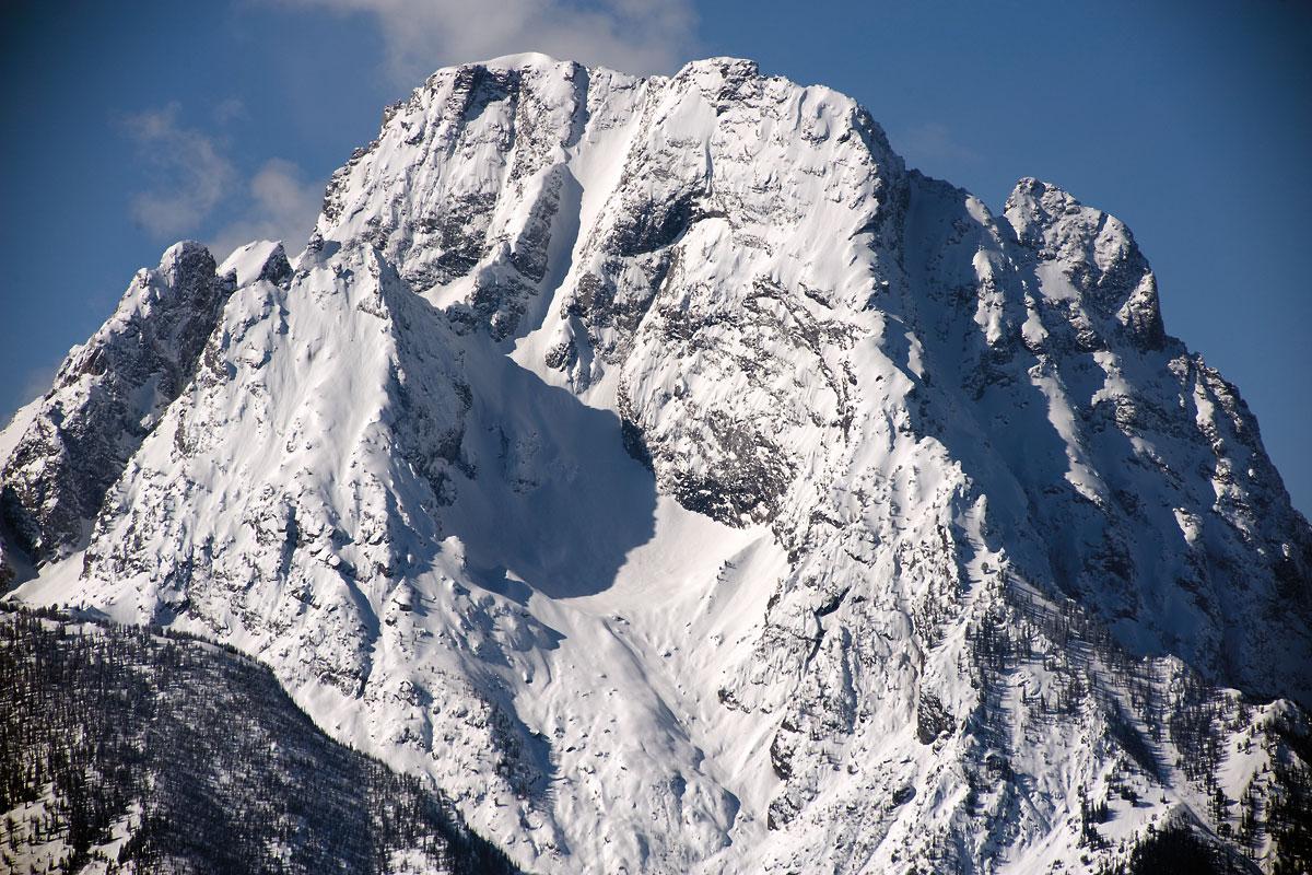 The Skillet on Mount Moran