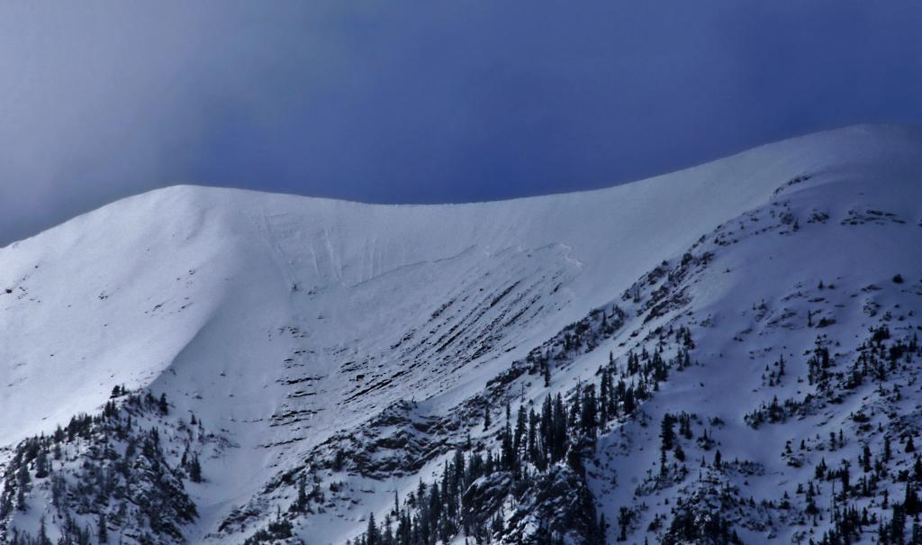 Bridger Bowl avalanche