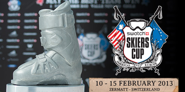 Swatch Skiers Cup 2012