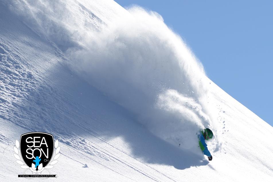Deep Powder - Jam Sébastien