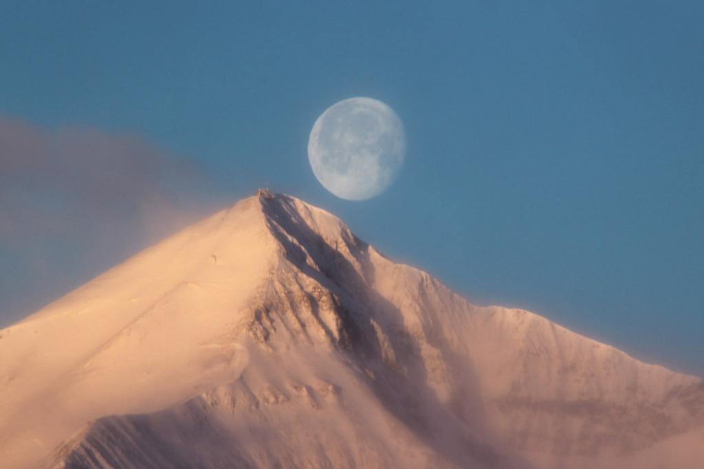 Lone Peak, Big Sky Montana, Photo: Charlie Bolte