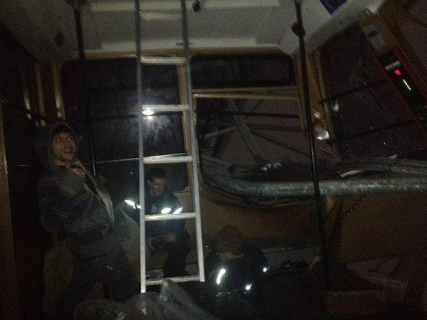 Girdwood Tram