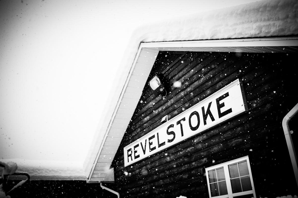 Revelstoke by D.CARLIER