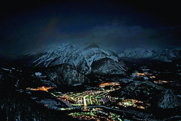 Banff–Lake Louise–Sunshine, Canada