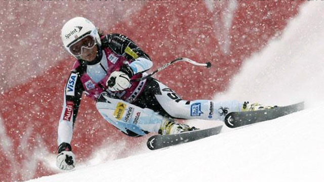 Julia Mancuso Leads Strong USA Effort in Super G