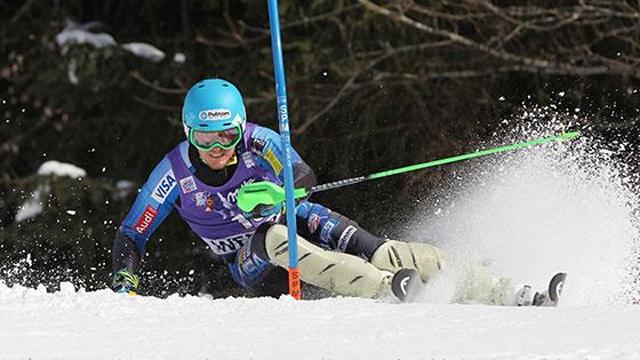 Ligety Finishes 13th in Wengen Slalom
