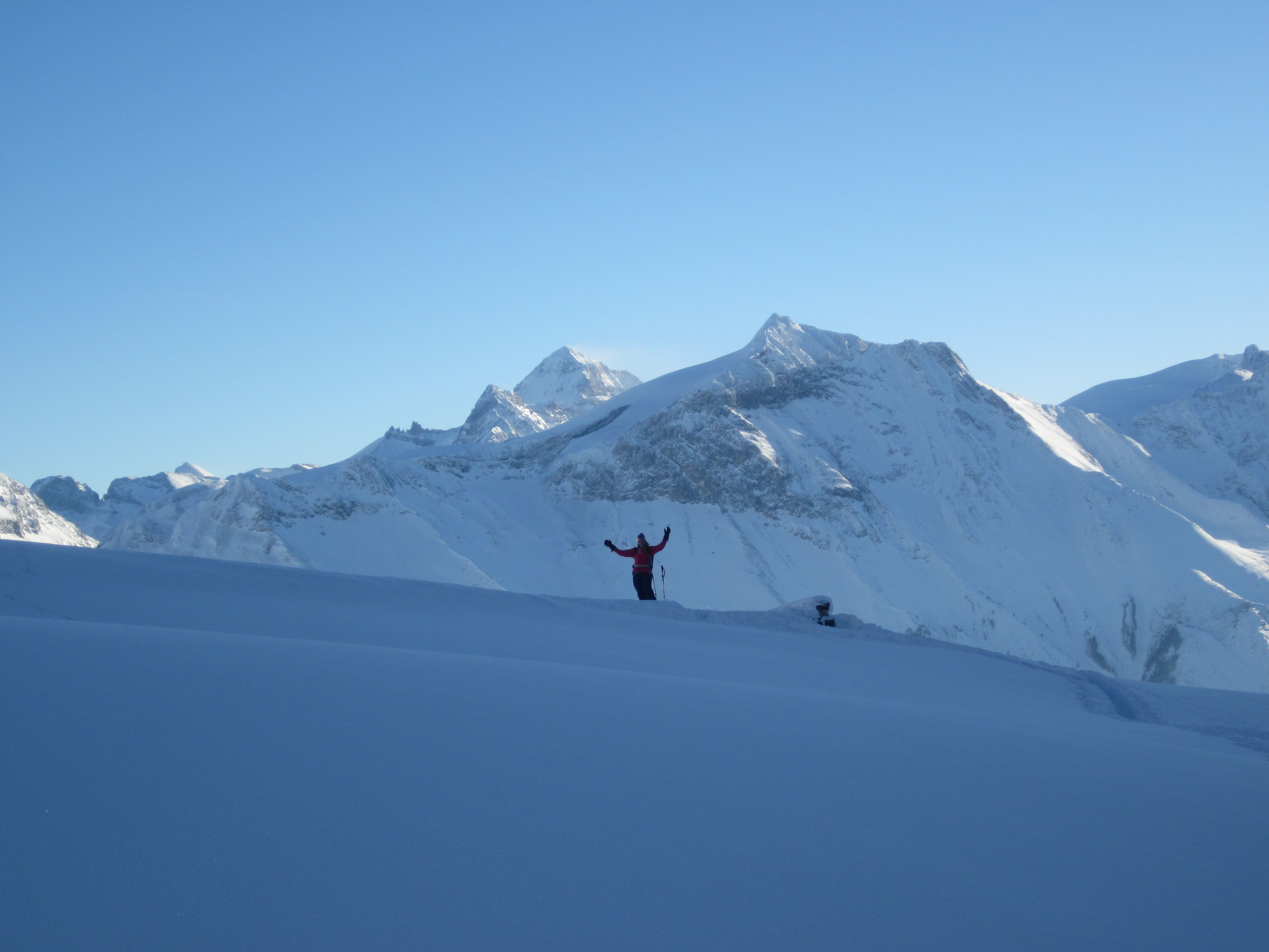 Icefall Lodge BC