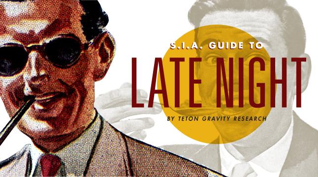 SIA Late Night Guide