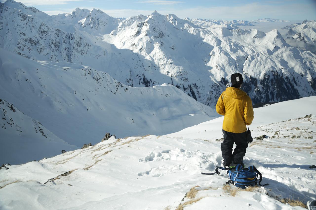 Colter Hinchliffe in Austria