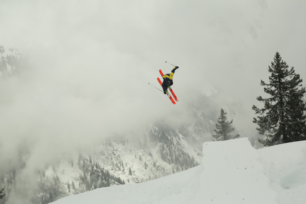 Dylan Hood in Austria
