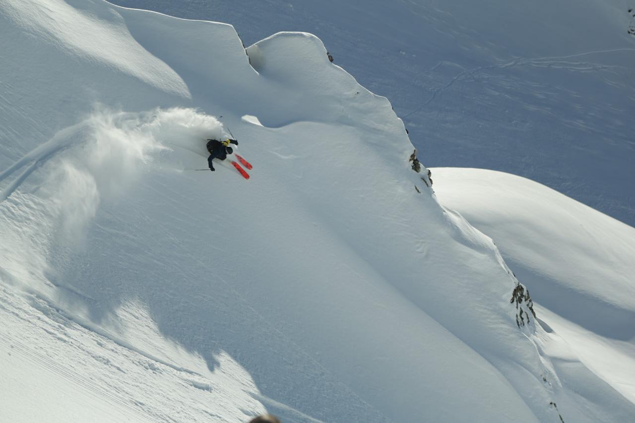 Dylan Hood in Austria crushing it