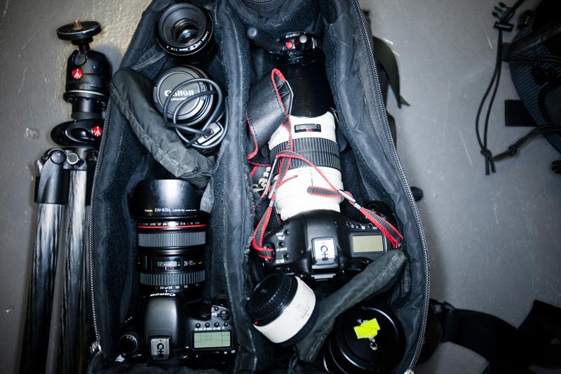Adam Clark Co-Lab filming kit