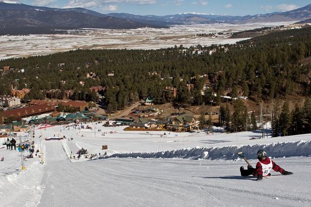 Angel Fire Resort Shovel Race Championships