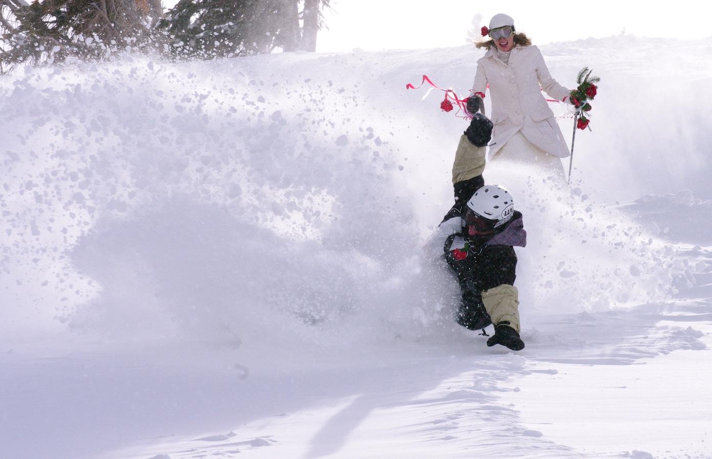 Loveland Ski Area Valentines Day