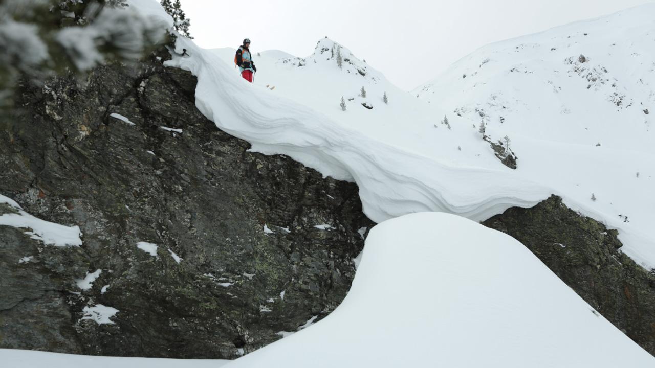 Tim Durtschi skis Austria