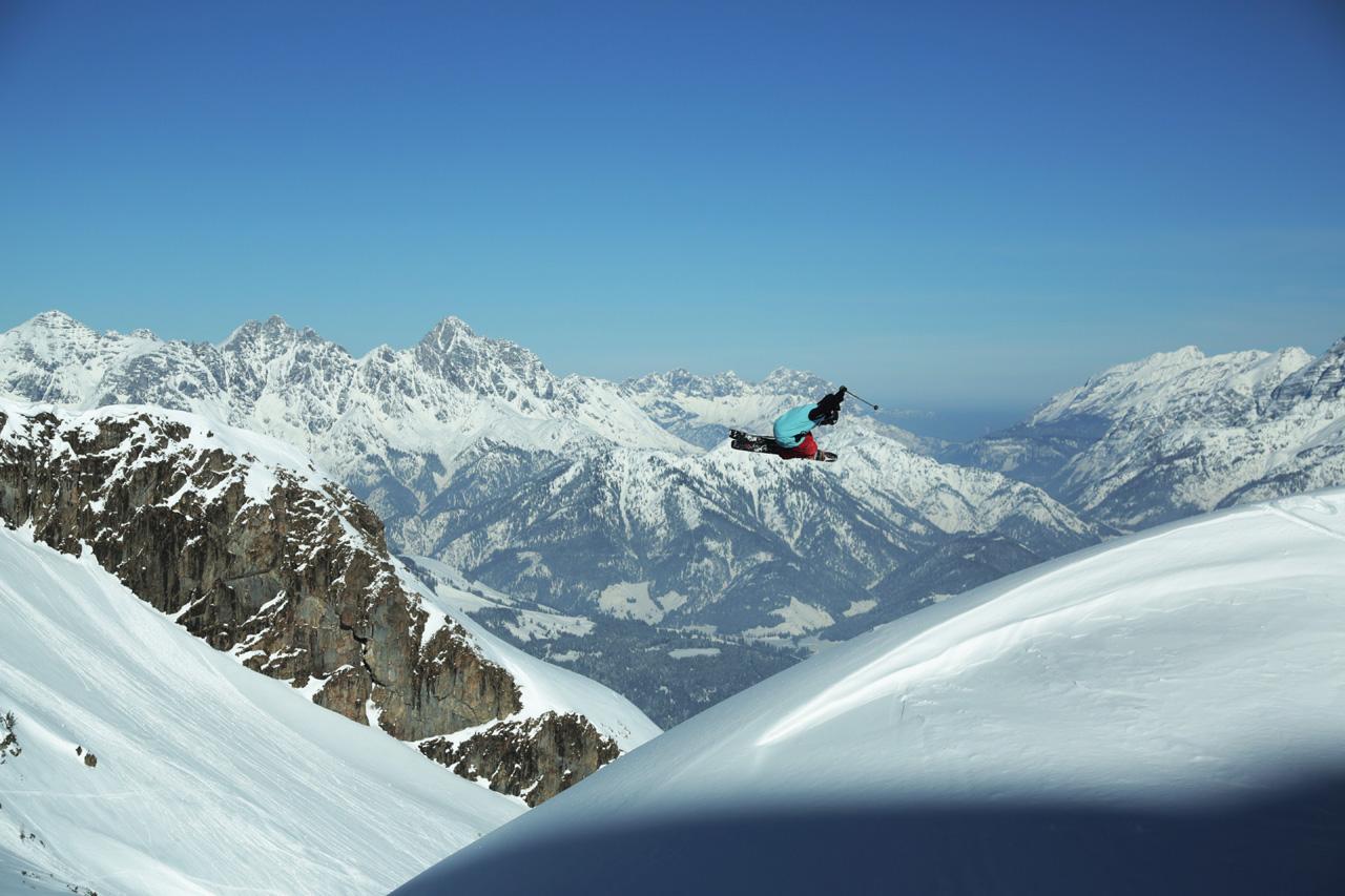 Tim Durtschi airs in Austria