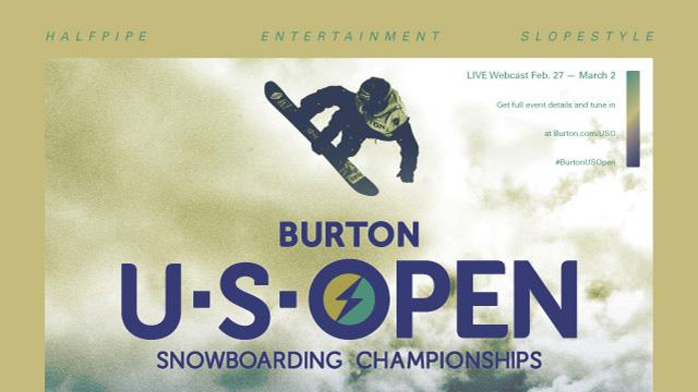 Burton U.S. Open Of Snowboarding