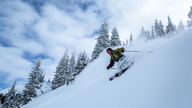 Selkirk Wilderness Skiing Blair Banker