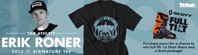 Eric Roner Graphic T-Shirt