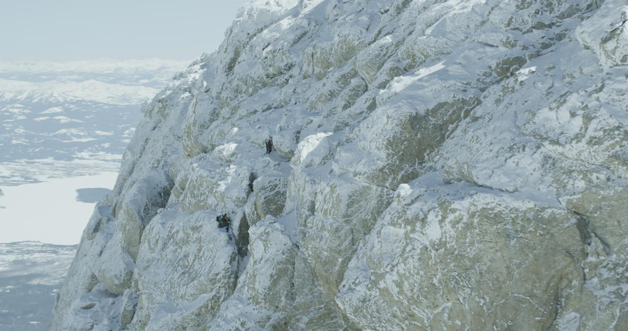 Jones CLimb