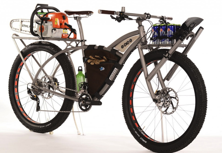 Moots IMBA Trail Bike