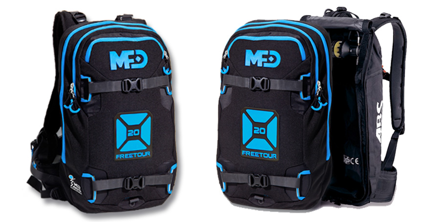 MFD ABS 20L Backpack